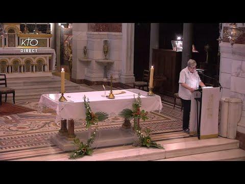 Laudes et Messe du 5 août 2021 à Notre-Dame de la Garde