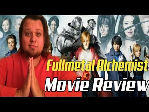 Fullmetal Alchemist (Live Action Netflix) – Movie Review