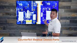 Counterfeit Medical Device Parts - Video Card