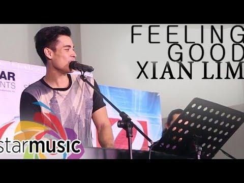 Xian Lim – Feeling Good (Album Launch)