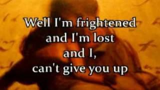 No Questions Asked - Fleetwood Mac Lyrics Video