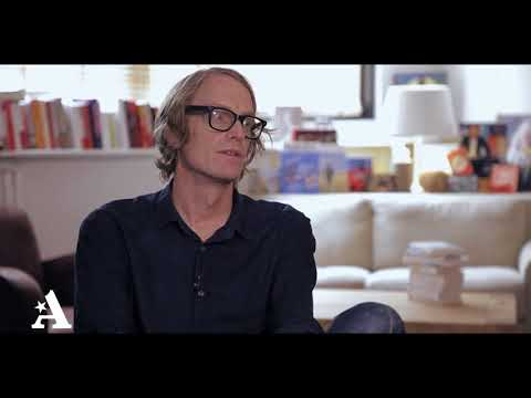 Vidéo de Patrick deWitt