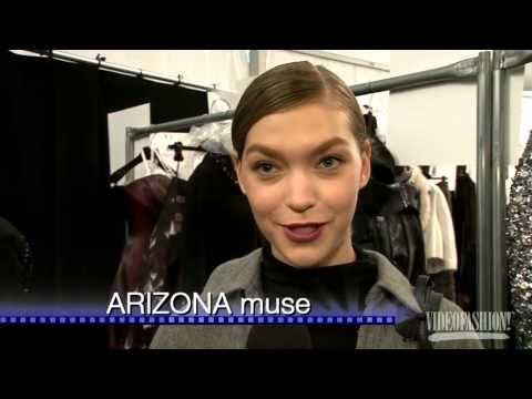 Arizona Muse - Videofashion