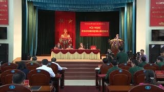 Chủ tịch Quốc hội Nguyễn Thị Kim Ngân tiếp xúc cử tri TP. Cần Thơ