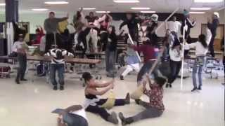 preview picture of video 'Best Harlem Shake Video: Hillside High School, Durham NC'