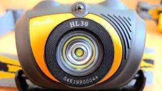 Fenix HL30 - відео 3
