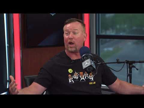 Big Unit, Big Scary: Sean Casey on Facing Randy Johnson | The Dan Patrick Show | 7/17/18
