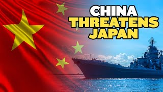 China Threatens Japan in Disputed Waters thumbnail