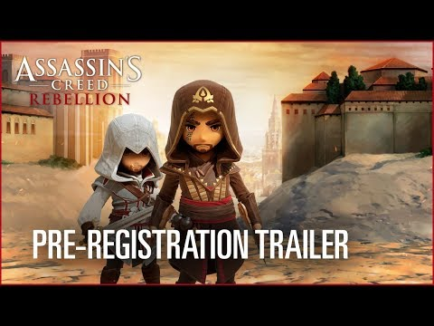 Assassin's Creed Rebellion: Pre-Registration Trailer | Ubisoft [NA]