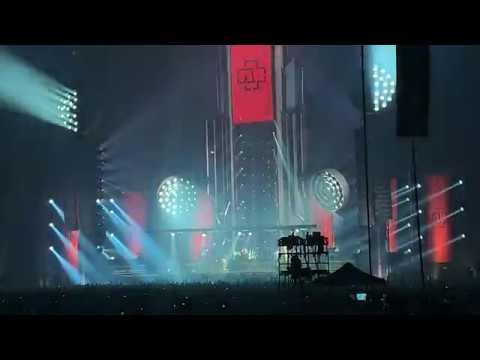 Rammstein Full Performance live @ Paris - 28/06/2019
