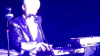 "Speech of Nick Rhodes before ""blame the machines"" Dublin"