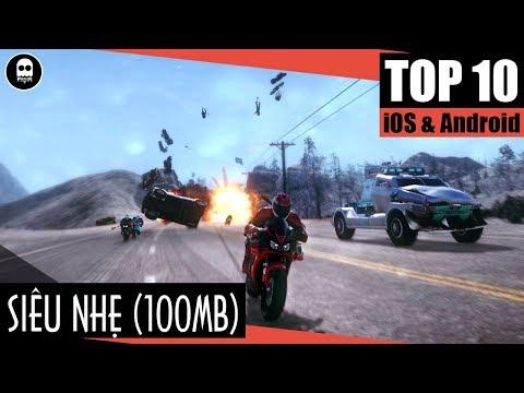 [GAME REVIEW] Top 10 game mobile offline cực nhẹ lại còn miễn phí năm 2018
