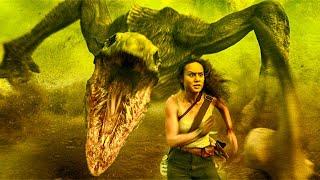 Top 10 Man Vs Giant Monster Fights