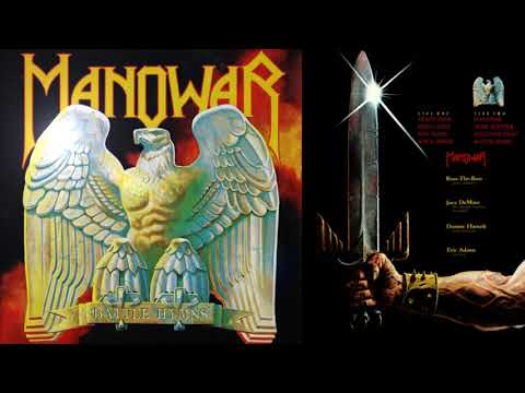 Manowar - William's Tale (Instrumental)