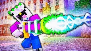 Самая МОЩНАЯ Пушка в Майнкрафт! Супер Герои НУБ и ПРО против Злодея в Minecraft | ВЛАДУС