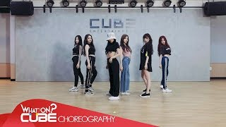 (G)I-DLE - 'HANN (Alone)' (Choreography Practice Video)