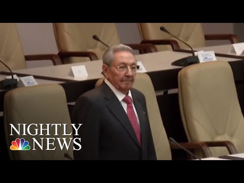 What Impact Will Leadership Change Have In Cuba? | NBC Nightly News