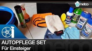 Autopflege Set für Anfänger Einsteiger by 83metoo | Autowäsche Set für die richtige Handwäsche