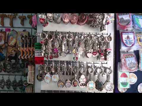 Video Souvenirs di roma
