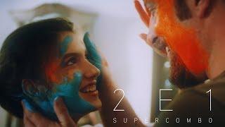 Supercombo - 2 E 1
