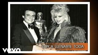 Voy A Llenarte Toda (Audio) - José José (Video)