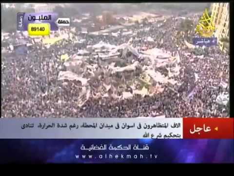 وصول الشيخ محمد حسان التحرير في جمعة الإرادة  29-7