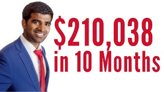 How a New Real Estate Agent In Canada made $210,038 in First 10 Months