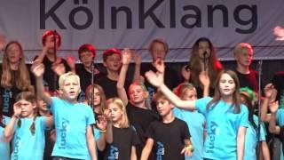 Lucky Kids Live @Cologne KölnKlang Open Air 2016 – Geboren um zu leben (Unheilig)