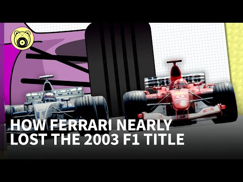How a rule change swung the 2003 F1 title fight - Chain Bear explains