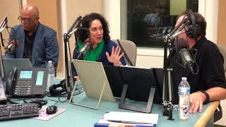 Alexandra Jackson interviewed by Scott Adams on WDCB Radio