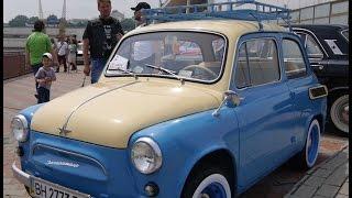 Горбатый красавчик Запорожец ЗАЗ 965а - реставрация и восстановление ретро автомобилей