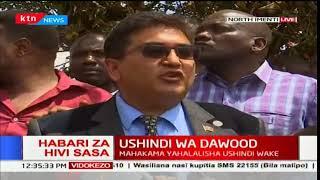 Ushindi wa Dawood:Mahakama yahalalisha ushindi wake-kesi ya North Imenti