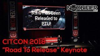 Star Citizen - CitizenCon 2018 Road To Release Keynote
