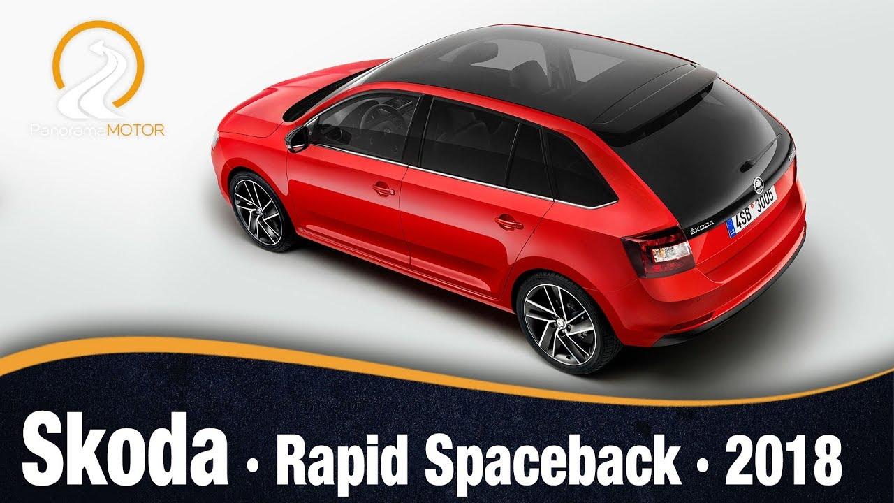 Skoda Rapid et Spaceback avec moteur 1.0 TSI