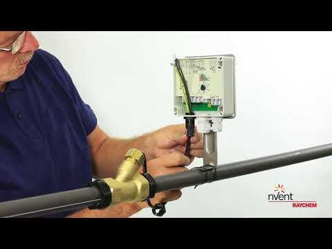 AT-TS-14 - Thermostat de contrôle électronique