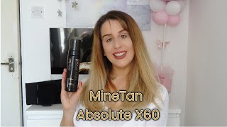 MINETAN ABSOLUTE X60 REVIEW