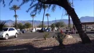 Exploring Around Mesquite, Nevada; 2 Casinos; Food Banks