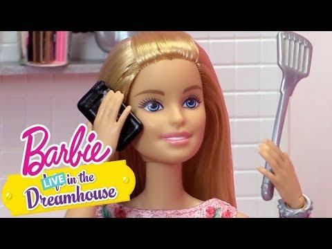 Barbie Deutsch   BARBIE-ZUSAMMENSTELLUNG   LIVE! In The Dreamhouse   Barbie Puppen