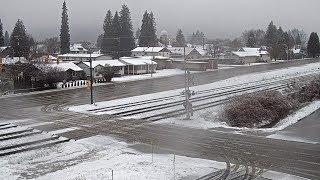 Revelstoke, B.C. Canada - Virtual Railfan LIVE