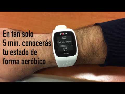 Polar M430_ Fitness Test
