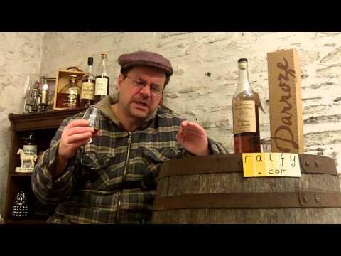 whisky review 321 - Darroze 40yo Terroire Cask Armagnac