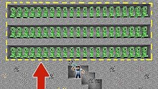 EL EJERCITO DE CREEPER EN MINECRAFT   VIDEOS DE MINECRAFT
