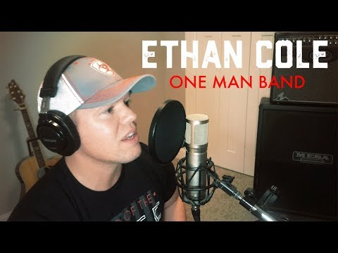 Ethan Cole - One Man Band (Cover)
