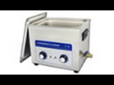 JP-040 10L Stainless Steel Tank Dental Ultrasonic Cleaner - Treedental