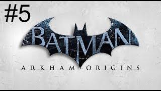 preview picture of video 'Batman: Arkham Origins Walkthrough Part 5 - Too many dudes - No commentary'
