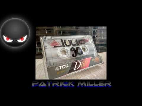 PATRICK MILLER - JULIO 1990