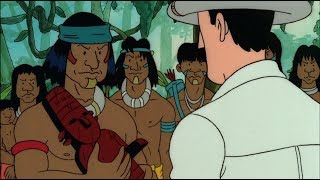 Les aventures de Tintin - L'Oreille cassée (1080p)