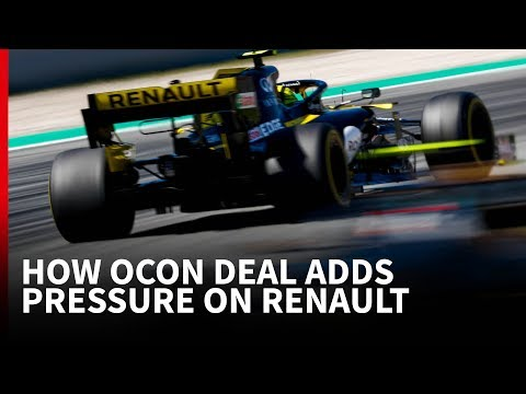 What Renault and Ocon must to do avoid 'negative attention' in F1 2020