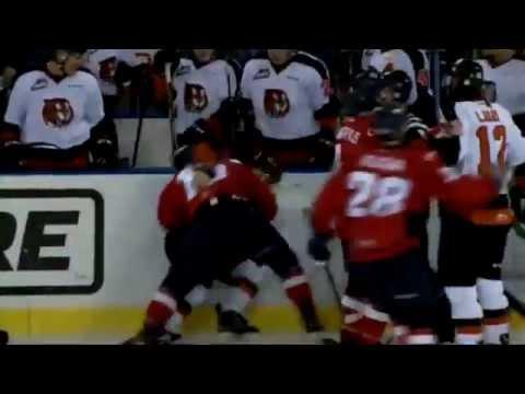 Jordy Bellerive vs. Ryan Jevne