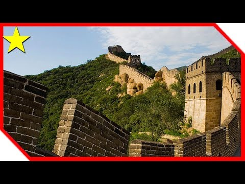 Video Badaling Great wall of china & cable car